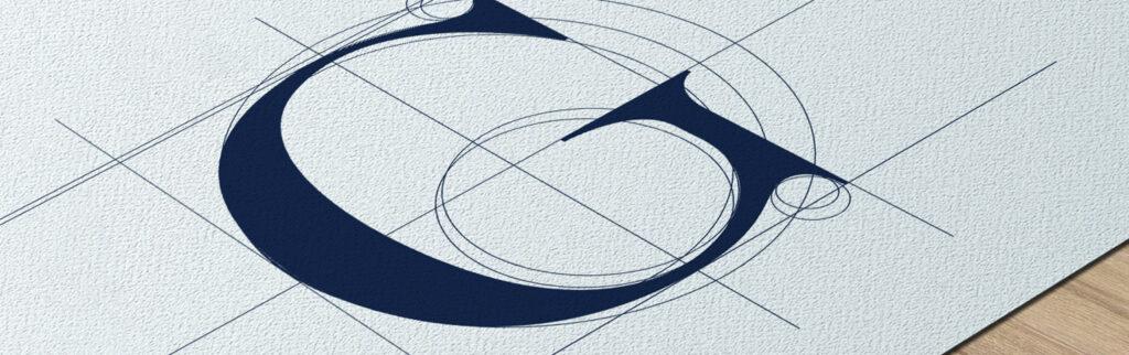mockup logo Grace